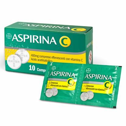 Immagine di ASPIRINA 10 COMPRESSE