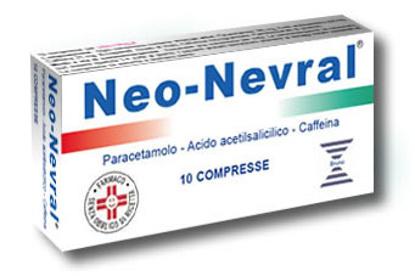 Immagine di NEO NEVRAL COMPRESSE