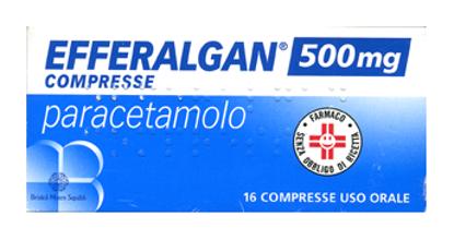 Immagine di EFFERALGAN 500 mg compresse