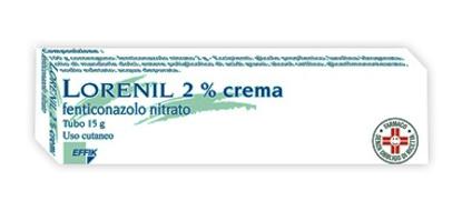 Immagine di LORENIL 2% CREMA