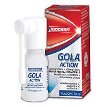 Immagine di GOLA ACTION