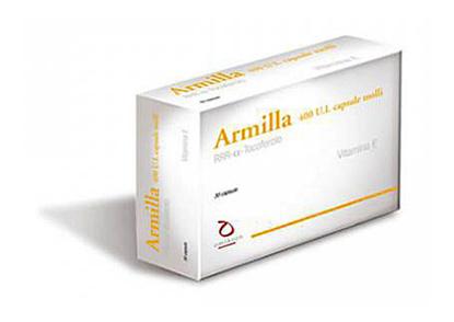 Immagine di ARMILLA 400 U.I. CAPSULE MOLLI