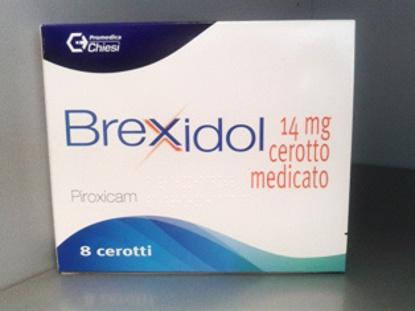 Immagine di BREXIDOL 14 MG 8 CEROTTI MEDICATI