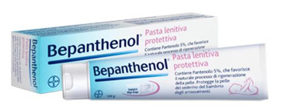 Immagine di BEPANTHENOL PASTA LENITIVA PROTETTIVA 100 G