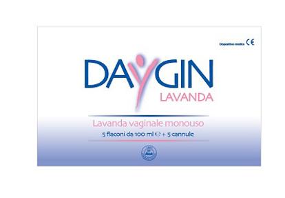 Immagine di DAYGIN LAVANDA VAGINALE 5 FLACONI DA 100 ML + 5 CANNULE