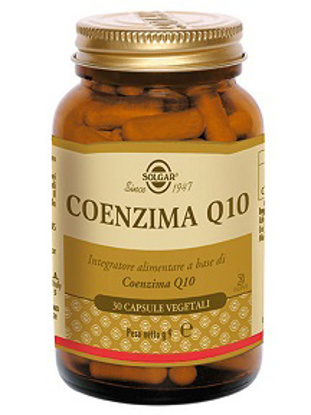 Immagine di COENZIMA Q10 30 CAPSULE