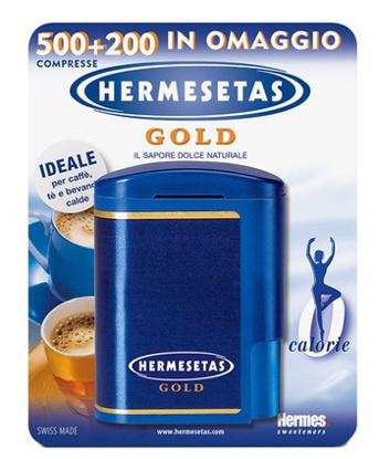 Immagine di HERMESETAS GOLD 500+200 COMPRESSE 35 G