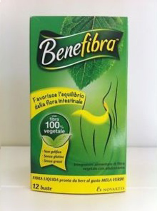 Immagine di BENEFIBRA LIQUIDA 12 BUSTE X 60 ML