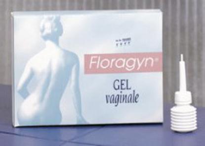 Immagine di GEL VAGINALE A BASE DI LATTOBACILLI LISATI FLORAGYN GEL 6 TUBETTI MONODOSE 9ML