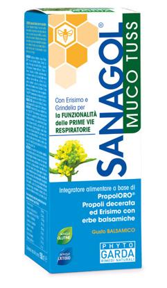 Immagine di SANAGOL MUCO TUSS 150 ML