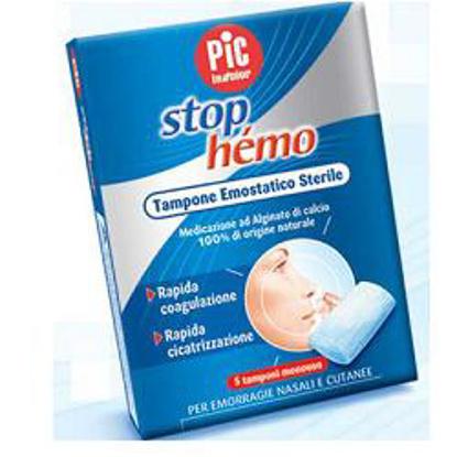Immagine di TAMPONE EMOSTATICO STERILE STOP HEMO 5BUSTE