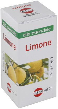 Immagine di LIMONE OLIO ESSENZIALE 20 ML