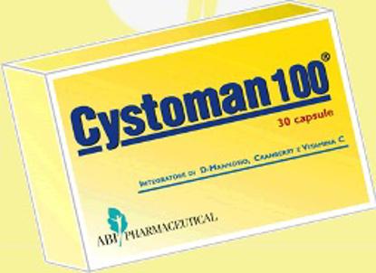 Immagine di CYSTOMAN 100 30 CAPSULE