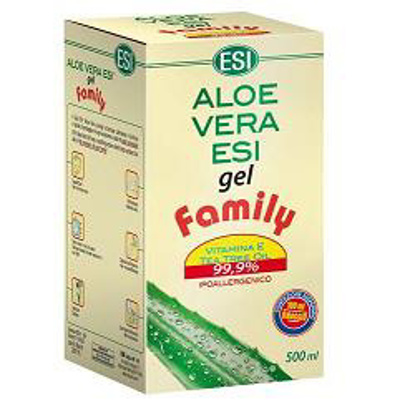 Immagine di ALOE VERA ESI GEL FAMILY 500ML