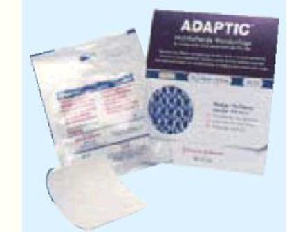 Immagine di MEDICAZIONE NON ADERENTE STERILE APTIC MISURA 7,6X7,6CM 10 PEZZI 2012ZI