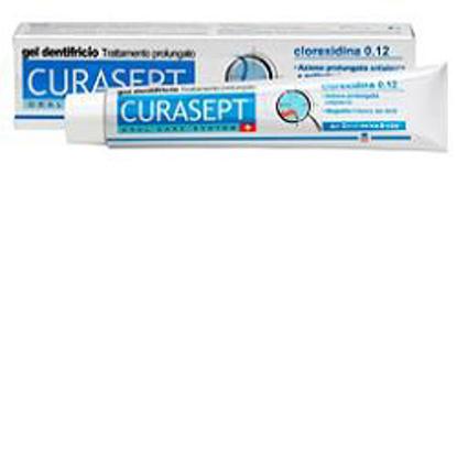 Immagine di CURASEPT ADS DENTIFRICIO 0,12 75 ML