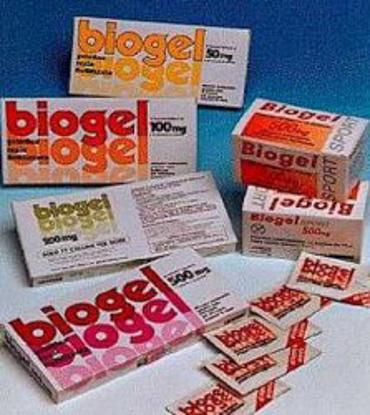 Immagine di BIOGEL 100 10 FIALE 81,5 G