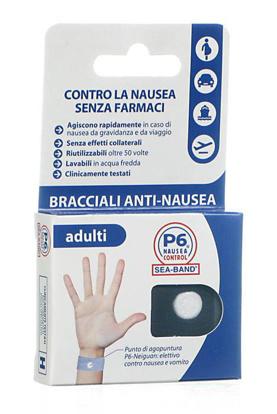 Immagine di BRACCIALE PER NAUSEA PER ADULTI P6 CONTROL SEABAND