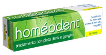 Immagine di HOMEODENT DENTIFRICIO LIMONE 75 ML