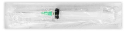 Immagine di SIRINGA PIC 10 ML AGO 12 GAUGE 22X1,25 CONO LUER CENTRALE 1 PEZZO