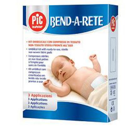 Immagine di BENDA A RETE TUBOLARE PIC CALIBRO 2 PIEDE/BRACCIO 3 M