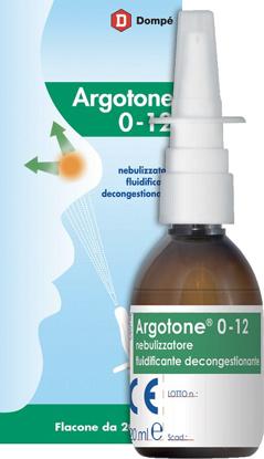 Immagine di ARGOTONE 0-12 SPRAY NASALE DECONGESTIONANTE 20 ML