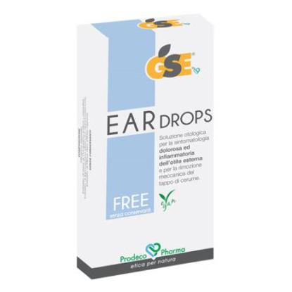 Immagine di GSE EAR DROPS FREE 10 PIPETTE 0,3 ML