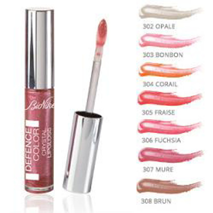 Immagine di DEFENCE COLOR BIONIKE CRYSTAL LIPGLOSS 308 BRUN