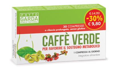 Immagine di CAFFE VERDE PG 30 COMPRESSE