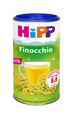 Immagine di HIPP TISANA ISOMALTULOSIO FINOCCHIO 200 G