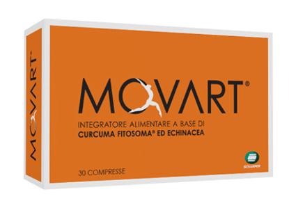 Immagine di MOVART 30 COMPRESSE ASTUCCIO 39 G