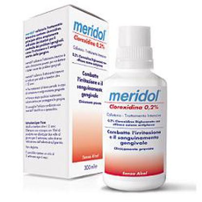 Immagine di MERIDOL CLOREXIDINA 0,2% COLLUTORIO 300 ML