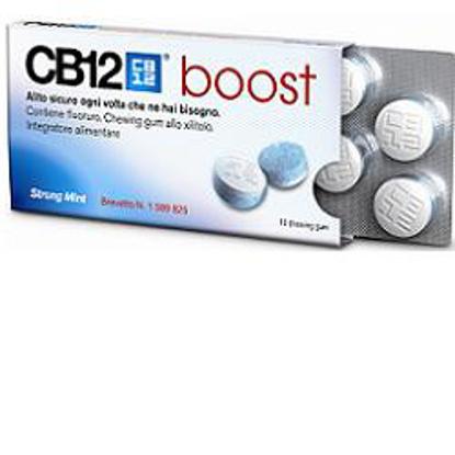 Immagine di CB12 BOOST 10 CHEWING-GUM 20 G