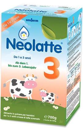 Immagine di NEOLATTE 3 2 BUSTE 350 G