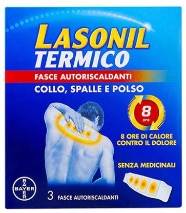 Immagine di LASONIL TERMICO COLLO/SPALLE/POLSO 3 FASCE AUTORISCALDANTI