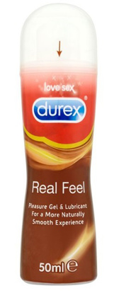 Immagine di GEL LUBRIFICANTE DUREX NEW GEL REAL FEEL 50 ML
