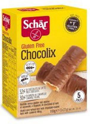 Immagine di SCHAR CHOCOLIX 110 G