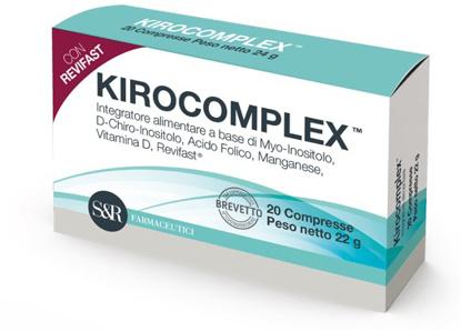 Immagine di KIROCOMPLEX 20 COMPRESSE