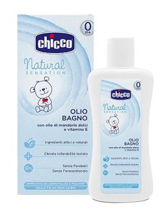 Immagine di CHICCO OLIO BAGNO NATURAL SENSATION 200 ML