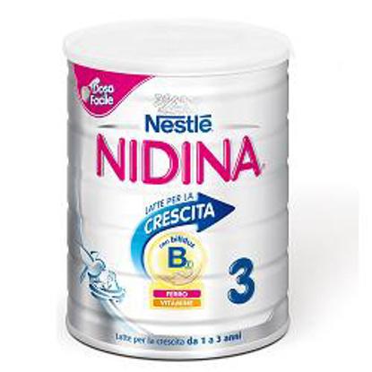 Immagine di NIDINA 3 OPTIPRO LATTE CRESCITA POLVERE 800 G