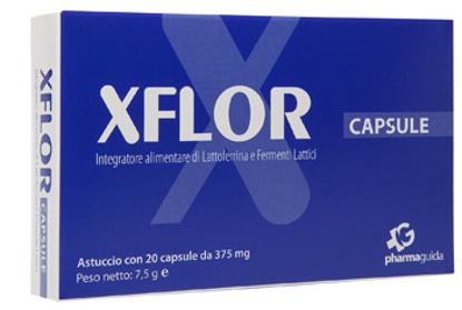 Immagine di XFLOR 20 CAPSULE