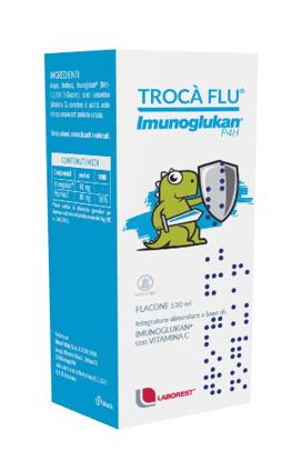 Immagine di TROCA' FLU' IMUNOGLUKAN FLACONE 120 ML