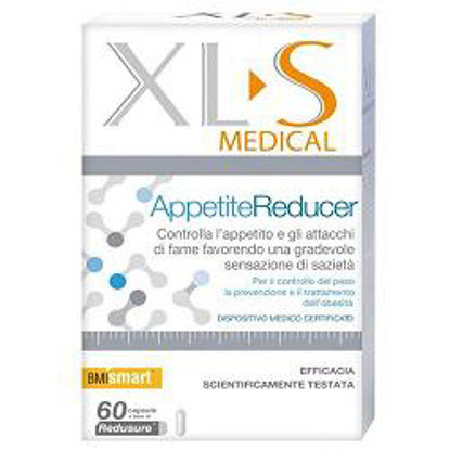 Immagine di XLS MEDICAL APPETITE REDUCER 60CAPSULE