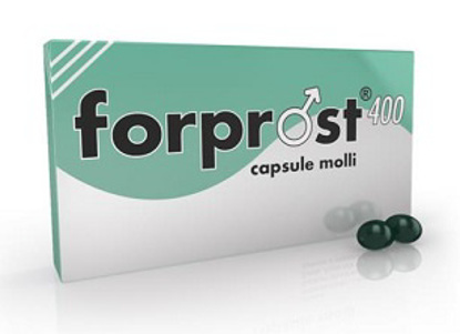 Immagine di FORPROST 400 15 CAPSULE MOLLI