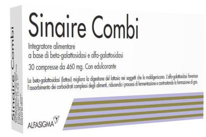 Immagine di SINAIRE COMBI 30 COMPRESSE