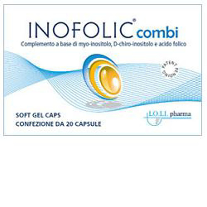 Immagine di INOFOLIC COMBI 20 CAPSULE