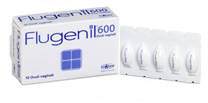 Immagine di FLUGENIL 600 10 OVULI VAGINALI