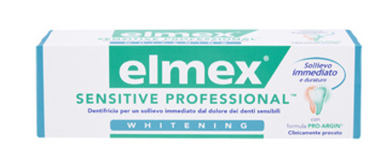 Immagine di ELMEX SENSITIVE PROFESSIONAL WHITENING DENTIFRICIO 75 ML