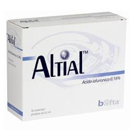 Immagine di ALTIAL GOCCE OCULARI 30 FIALE 0,6 ML