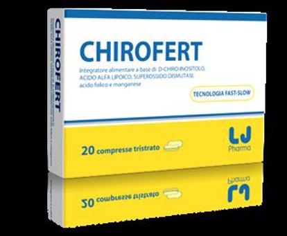 Immagine di CHIROFERT 20 COMPRESSE 22 G